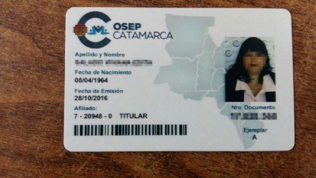 Osep cambia el carné por una tarjeta magnética