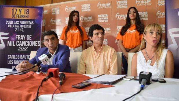 Confirmaron la presencia de Carlos Baute y Américo