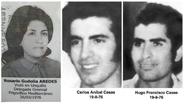 Los catamarqueños que pasaron por La Perla y continúan desaparecidos