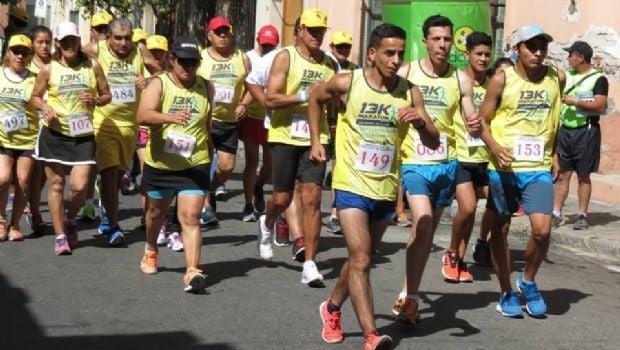 Maratón del Centro de Empleados de Comercio