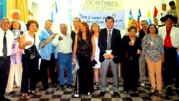 """Lanzamiento del Encuentro de Escritores y Poetas """"Juanita Herrera Saleme"""""""