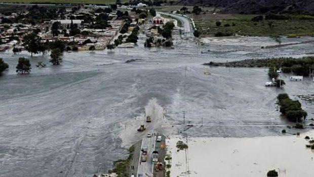 Impactantes imágenes del alud que azotó Jujuy