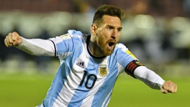 Que Lionel Messi no tape el bosque