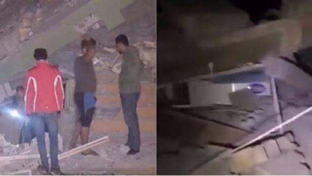 Al menos 207 muertos por un terremoto de 7,3 en Irán