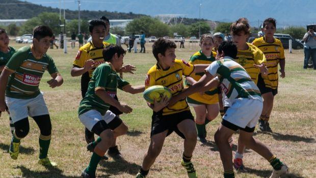 """Rugby: El """"Patán Acuña"""" se concretó con total éxito"""