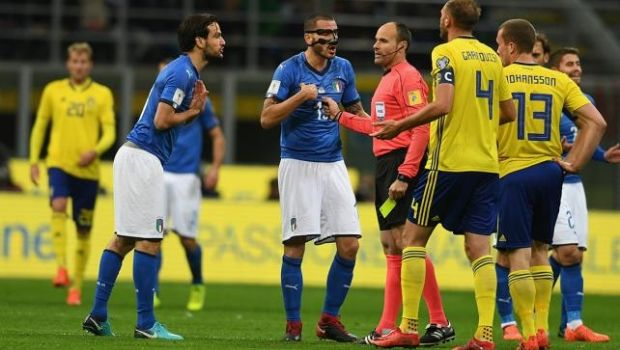 Italia se quedó afuera y ya hay 29 equipos