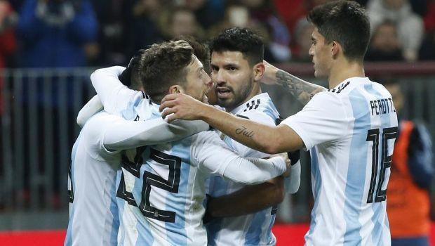 Argentina, sin Messi, afronta el último amistoso del año