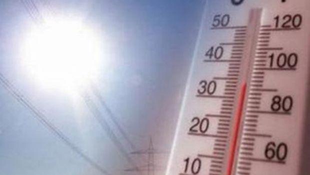 Vientos fuertes y mucho calor para este martes