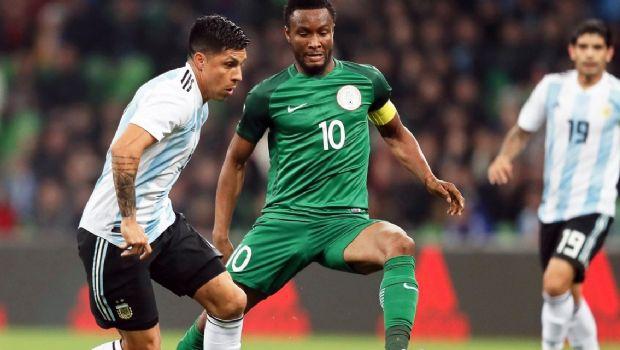 Argentina cayó estrepitosamente ante Nigeria