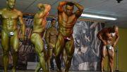 El Predio Ferial recibe a los musculosos