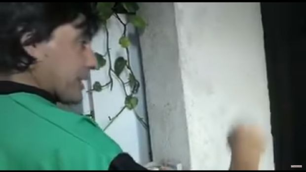 VIDEO: Catamarqueño que le grita a la esposa se vuelve viral