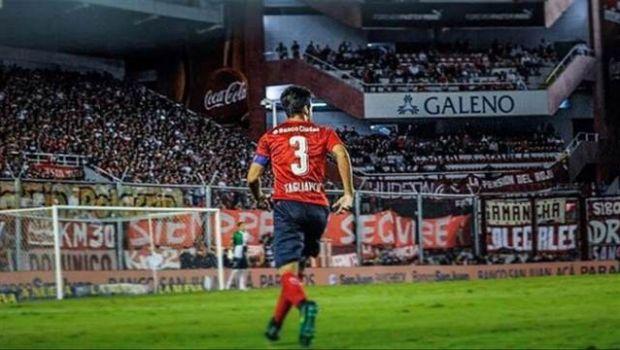 Independiente lo dio vuelta y le ganó a Flamengo en el Libertadores de América