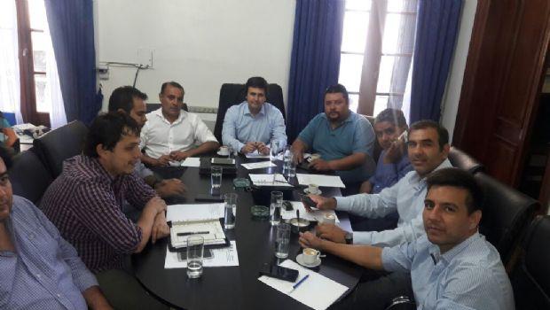 Se aprobaron obras para municipios por más de 13 millones de pesos