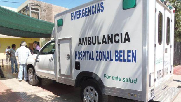Enfermero detenido por abusar de paciente cuando iban en ambulancia