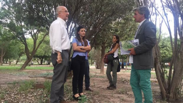 """""""El Adán Quiroga tiene el capital más importante: memoria y árboles"""""""