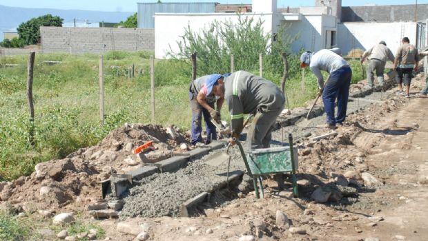 El municipio capitalino  refuerza su plan de obras
