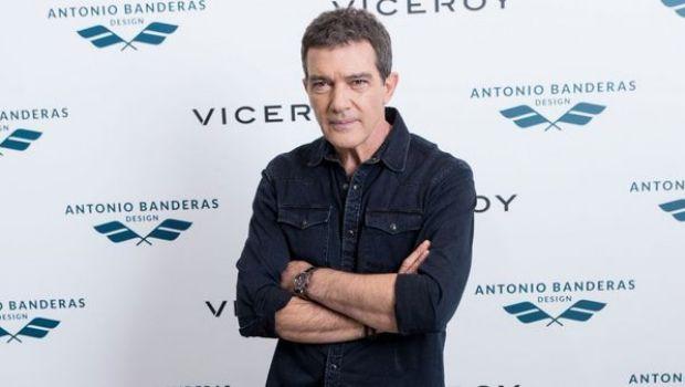 Internaron de urgencia a Antonio Banderas