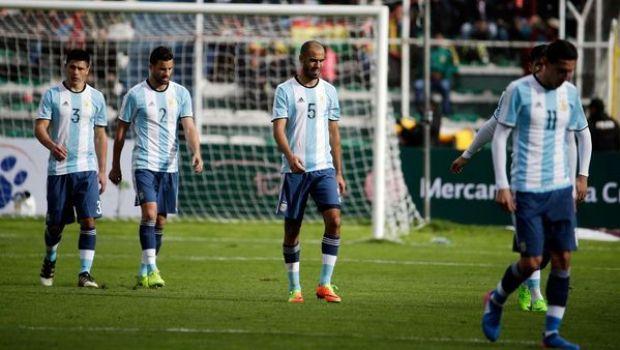Argentina sin Messi perdió con Bolivia