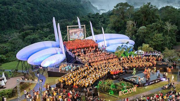 Catamarqueña compite para entrar al Iguazú en Concierto