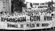 Las Madres de Plaza de Mayo cumplen 40 años de incansable lucha