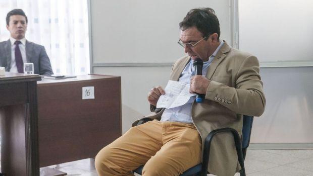 Jury a Mazzucco: su padre sufrió dos preinfartos y suspendieron el juicio