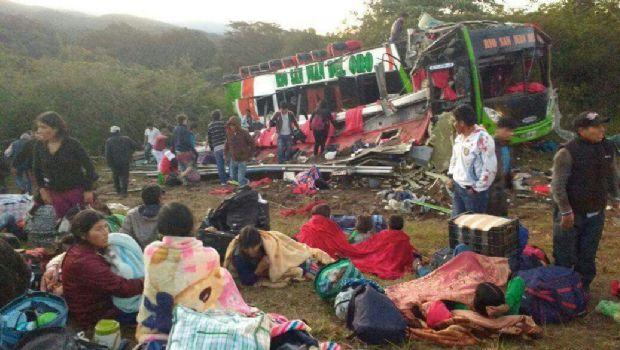 Confirman una víctima fatal por el vuelco en El Totoral