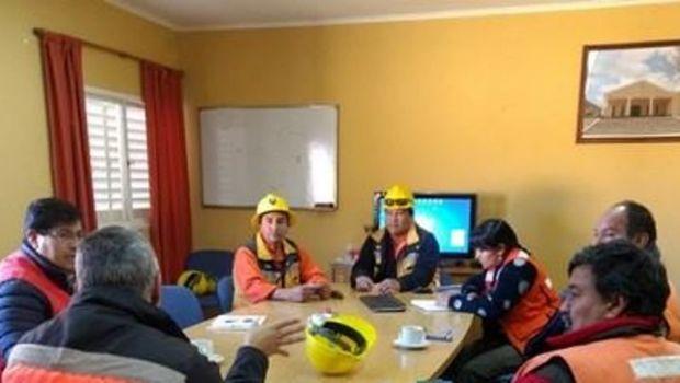 Alumnos de la tecnicatura en Minería realizan visitas a emprendimientos