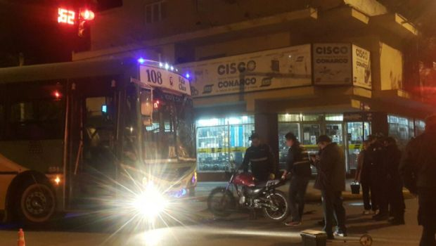 Un joven motociclista murió tras grave accidente en Güemes y Alem
