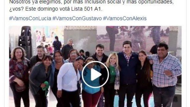 En plena veda, la campaña sigue en las redes sociales