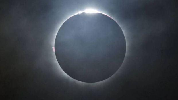 ¿Se verá en Argentina el eclipse solar del 21 de agosto?