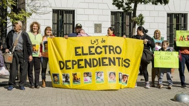 Electrodependientes