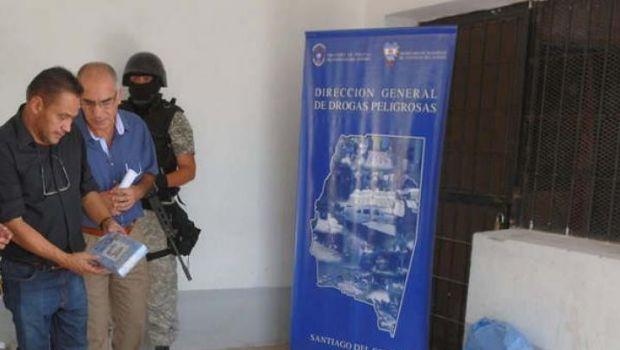 Imputan a un ex jefe de Drogas Peligrosas por la desaparición de 12 kilos de cocaína