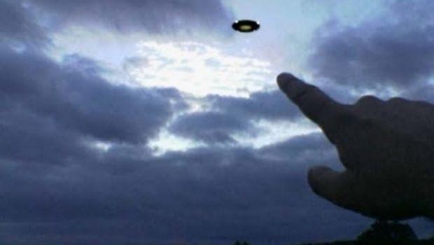 Asegura haber visto un OVNI en Fray Mamerto Esquiú