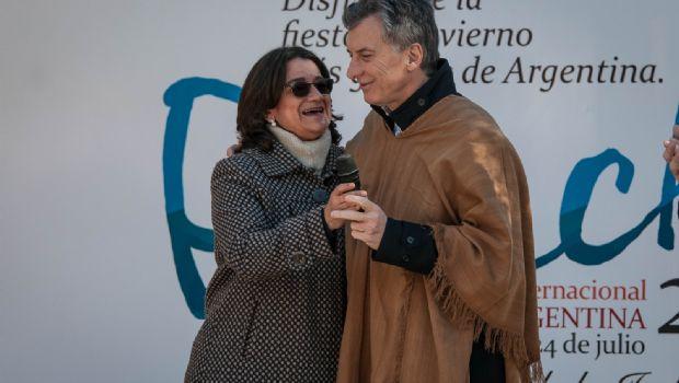Mauricio Macri regresa a Catamarca