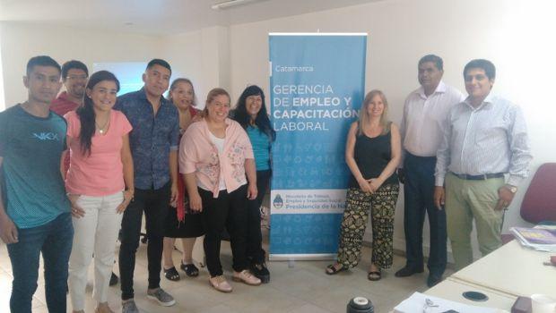 Oficinas de Empleo de Belén y Valle Viejo recibieron fondos de Nación