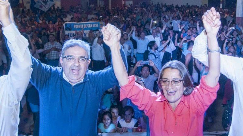 Con el apoyo de Lucía, Jalil llegaría cómodo a la Gobernación