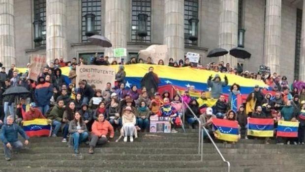 En enero ingresaron 9.800 venezolanos al país