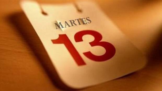 ¿Por qué se cree que el martes 13 es un día de mala suerte?