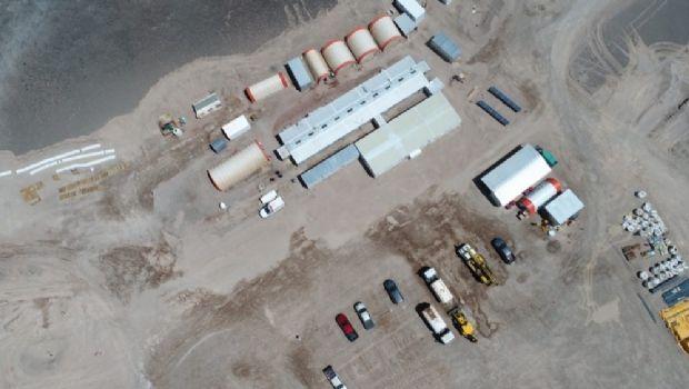Fiambalá: la empresa Liex SA continúa con la inversión en el proyecto de litio Tres Quebradas