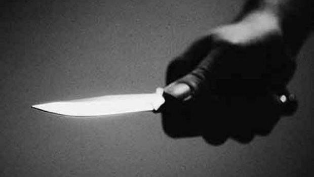Hirió con un cuchillo a su pareja embarazada de 8 meses