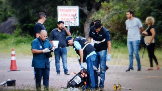Siniestro vial fatal en Loma Cortada: herrero fue a comprar una gaseosa y murió