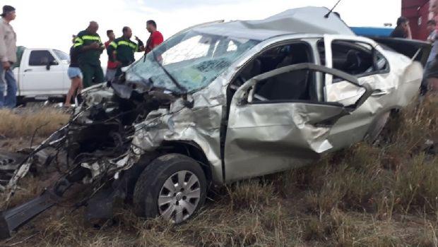 Choque fatal múltiple en Ruta 38: murió un funcionario municipal
