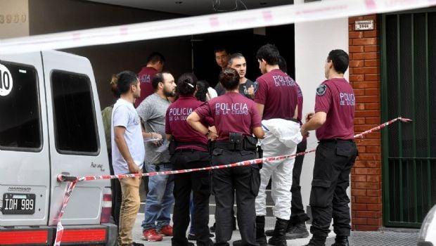 Taxista asesinó a su ex cuando entraba a su departamento