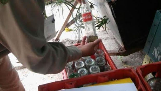 "834 mil kilos de chatarra e inservibles por la campaña ""Mosquito Cero"""