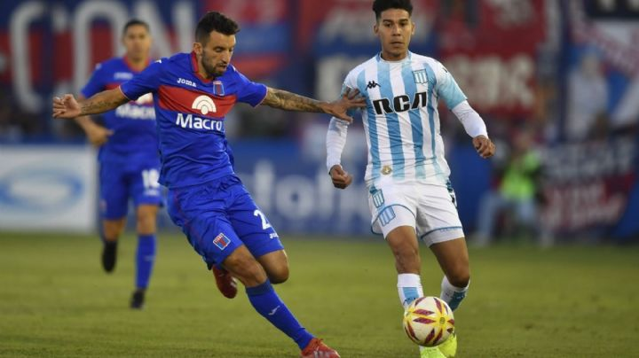 Racing y Tigre juegan la primera final