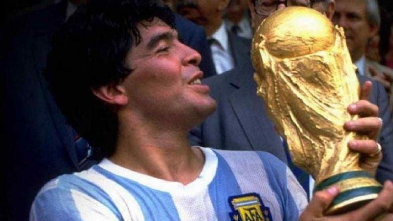 Diego Armando Maradona cumple 60 años de vida