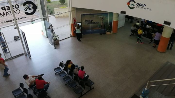 OSEP atiende de manera normal