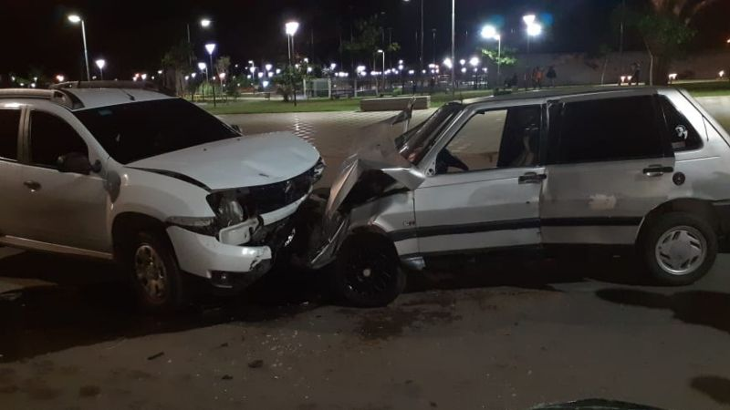 Grave accidente en Capital: hay 5 heridos