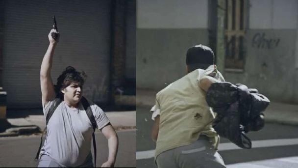 Luis Chocobar presentó un video con actores reconstruyendo su versión de  cómo mató al ladrón | El Esquiu